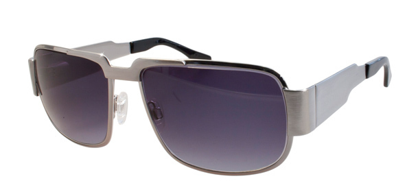 NAUTIC - the Elvis cult sunglasses in silver color